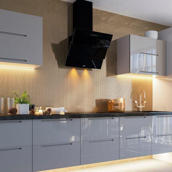 В сети достаточно информации о том, как сделать вытяжку на кухне в квартире