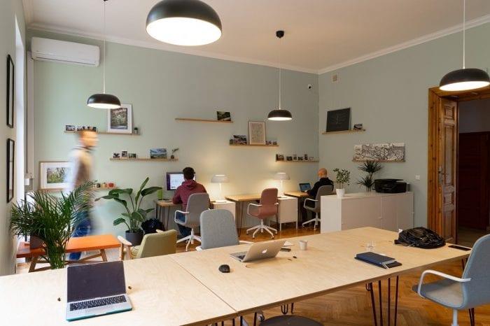 Современный интерьер офиса